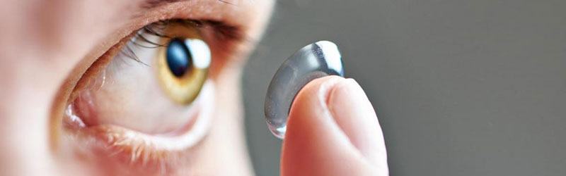 Scleral Contact Lens Fitting
